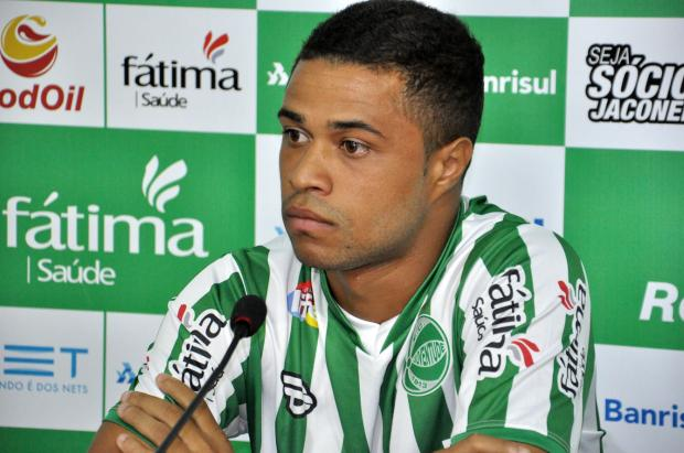 Juventude apresenta meia Diego de Souza para a sequência do Gauchão Arthur Dallegrave, divulgação/
