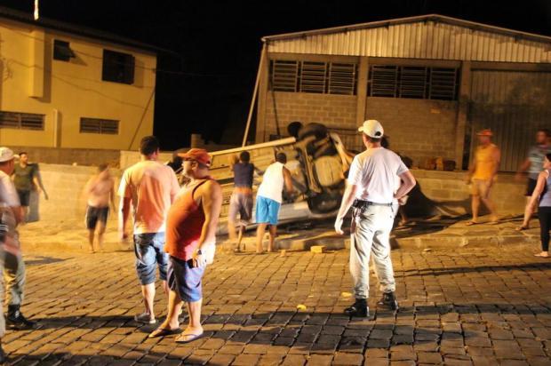 """""""Fui cercado, me deram socos e pontapés"""" diz jornalista agredido e salvo pela BM em Antônio Prado Ronei Marcílio/Rádio Solaris,divulgação"""