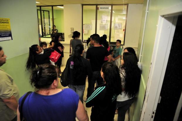 Lotação e demora para consulta gera reclamação de pacientes do Postão em Caxias do Sul Marcelo Casagrande/Agencia RBS