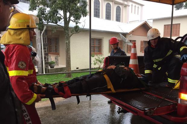 Número de feridos em São Francisco de Paula deve aumentar André Tajes / Agência RBS/Agência RBS