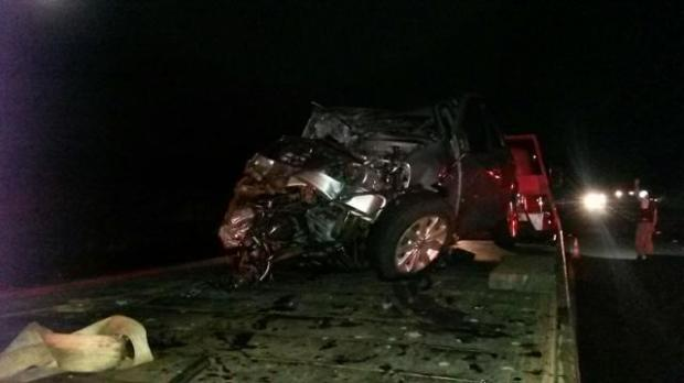 Moradora de Caxias morre em acidente naBR-468, em Três Passos Divulgação/