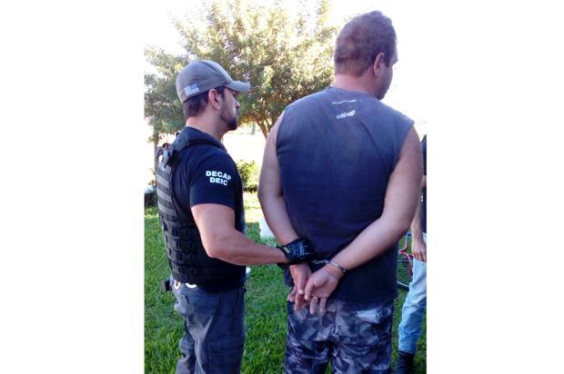 Polícia Civil captura, em Arroio do Sal, um dos criminosos mais procurados da Serra Divulgação/