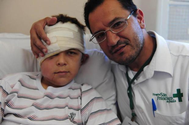 Oitenta atendimentos e confiança no gerador: como foi o plantão no hospital de São Francisco Roni Rigon/Agencia RBS