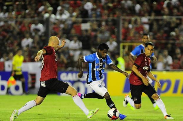 """Cacalo: """"Resultados do Grêmio têm vindo"""" Tadeu Vilani/Agencia RBS"""