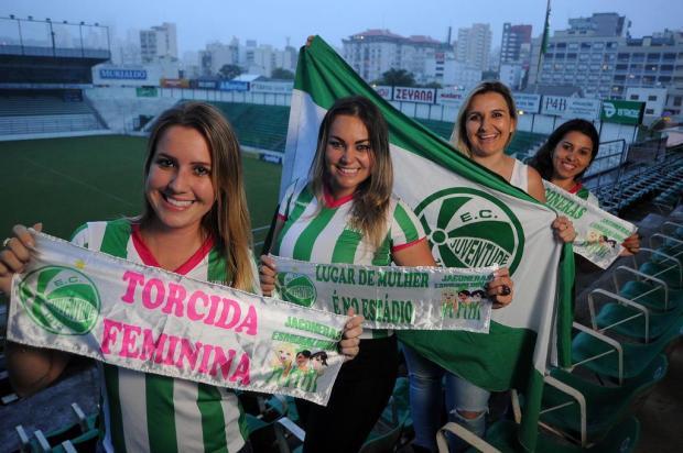 Ca-Ju 281: Jaconeras Esmeraldinas vivem primeiro clássico com o Juventude pelo Gauchão Felipe Nyland/Agencia RBS