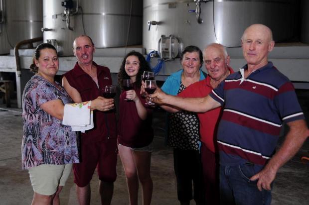 Safra recorde de vinho em Flores da Cunha Marcelo Casagrande/Agencia RBS