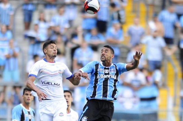 """Guerrinha: """"Grêmio mais uma vez deixou a desejar"""" Carlos Macedo/Agencia RBS"""