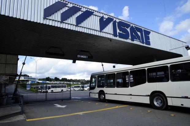 Fiscais vão monitorar cumprimento de liminar que obriga 70% dos ônibus nos horários de pico em Caxias Marcelo Casagrande/Agencia RBS