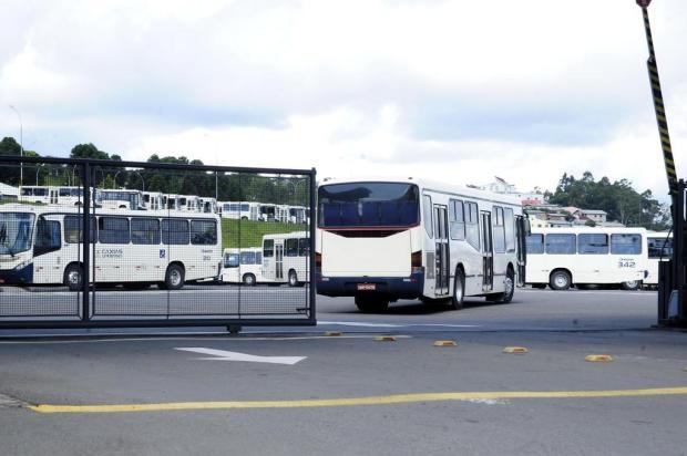 Guarda Municipal acompanhará saída dos ônibus nesta segunda, em Caxias do Sul Marcelo Casagrande/Agencia RBS