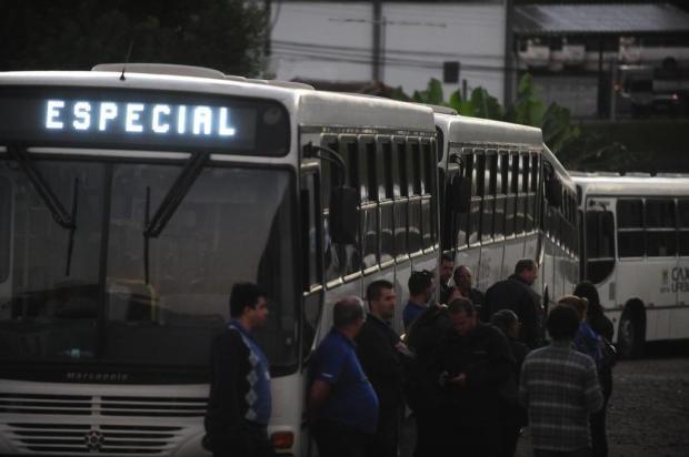 Visate, de Caxias, vai se encontrar com sindicato dos rodoviários, mas reajuste no salário não é garantido Roni Rigon/Agencia RBS