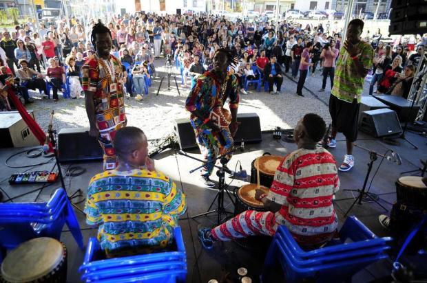 Festival de Música de Rua foi marcado pela diversidade de estilos e interação em Caxias Marcelo Casagrande/Agencia RBS