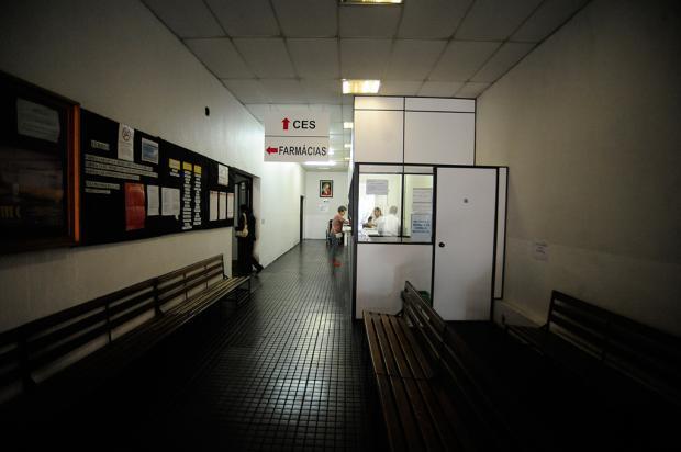 No Centro Especializado de Saúde, em Caxias, atendimento é parcial devido à greve dos médicos Marcelo Casagrande / Agência RBS/Agência RBS