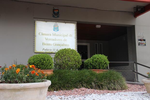Projeto de Lei de Diretrizes Orçamentárias sofre 29 alterações na Câmara de Bento Gonçalves Divulgação/Câmara Municipal de Bento Gonçalves