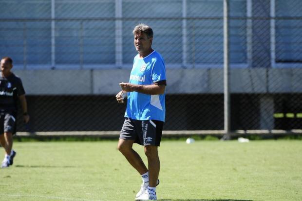 """Guerrinha: """"Contra o Ju, a chance do Grêmio mostrar identidade"""" Ronaldo Bernardi/Agencia RBS"""