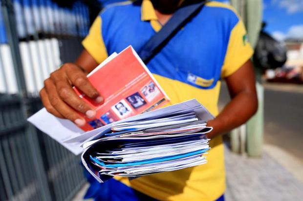 Correios anunciam greve nesta segunda-feira Bruno Alencastro/Agencia RBS