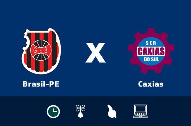 Brasil-Pel x Caxias: tudo o que você precisa saber para acompanhar a partida Pioneiro/Pioneiro