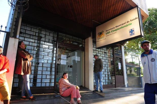 Novos médicos chamados em concurso têm um mês para assumirem cargos em Caxias greve dos médicos,greve 2017,saúde 2017,greve dos médicos caxienses 2017,ubs cinquentenário/Agencia RBS