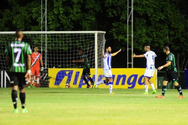 Juventude perde para o Cruzeiro em Gravataí e fica com a posição no G-8 ameaçada Porthus Junior/Agencia RBS