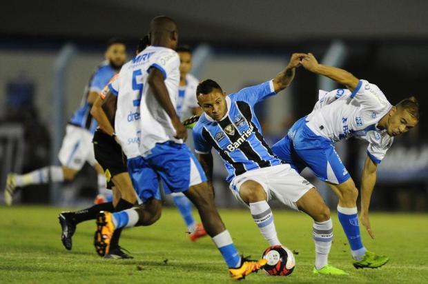 """Guerrinha: """"Mobilização é só um dos problemas do Grêmio"""" André Ávila/Agencia RBS"""