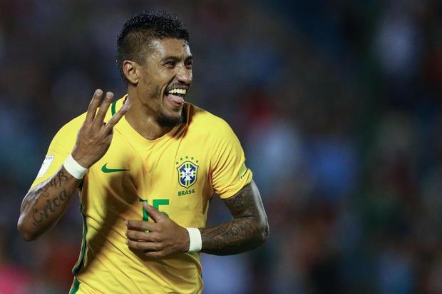 Seleção de Tite dá show, goleia o Uruguai e segue 100% rumo à Rússia Pedro Martins/Mowa Press