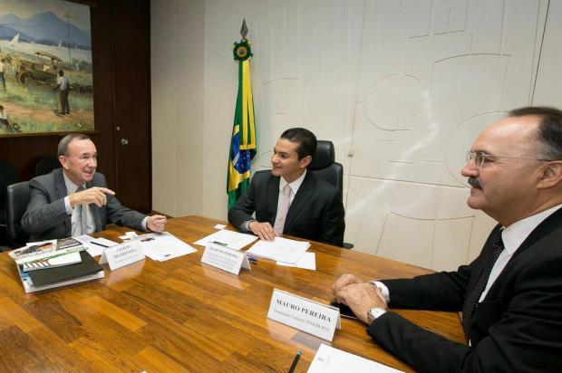 Clóvis Tramontina palestra sobre liderança com valores na CIC de Caxias Dulce Senna/Divulgação
