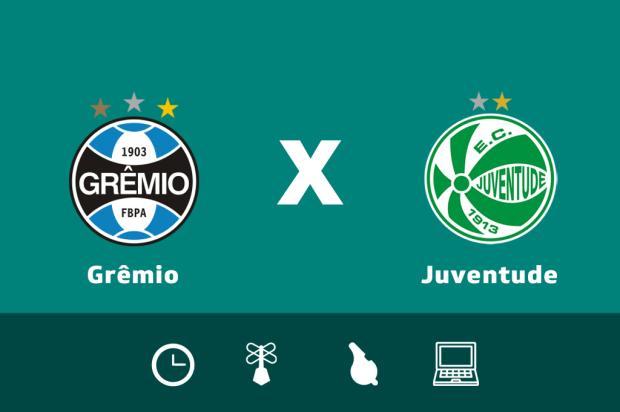 Grêmio x Juventude: Tudo o que você precisa saber para acompanhar a partida /