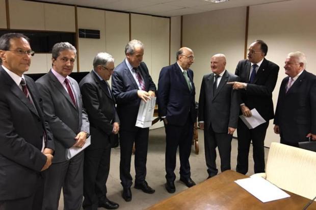 Ministro da Fazenda recebe demandas de líderes de Caxias do Sul e região Dione Senna/Divulgação