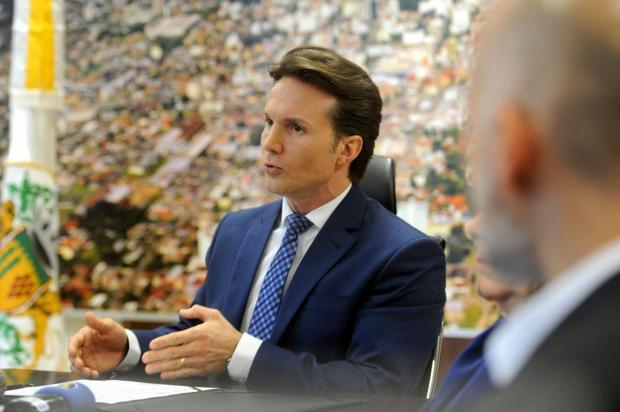 Daniel Guerra conta com a saída de Fabris da prefeitura de Caxias Diogo Sallaberry/Agencia RBS