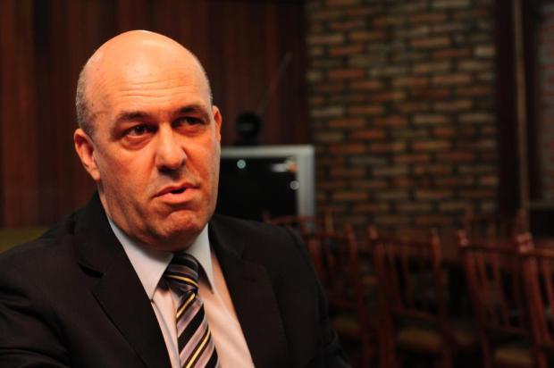 """""""O vice chancelou nosso plano"""", diz presidente do PRB de Caxias do Sul Roni Rigon/Agencia RBS"""