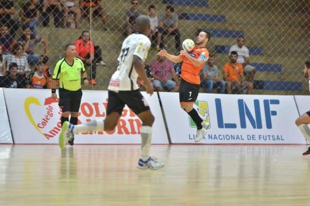 ACBF vence o Corinthians e conquista a Supercopa Ulisses Castro / Divulgação ACBF/Divulgação ACBF
