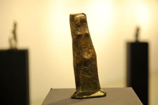 Exposição 'Pequeno Bronze' em Caxias Diogo Sallaberry/Agencia RBS