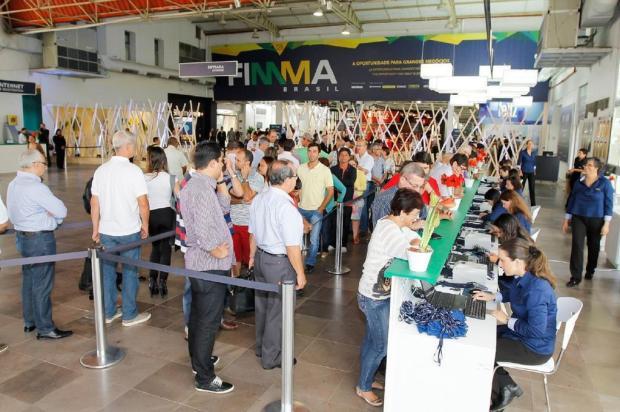 Fimma Brasil começa em Bento Gonçalves e promete R$ 900 milhões em negócios Evandro Soares/Divulgação