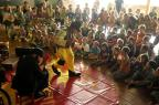 Iniciativa do Sesc leva a magia do circo a escolas de Caxias do Sul Diogo Sallaberry/Agencia RBS