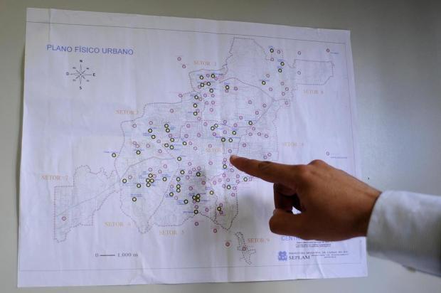 Secretaria Municipal de Segurança planeja a criação de observatório da violência em Caxias do Sul Marcelo Casagrande/Agencia RBS