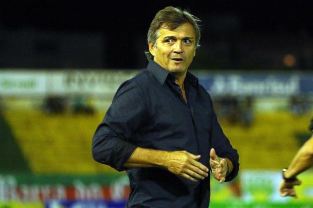 """""""É o time da Série B do Brasileirão. Então, o favoritismo é deles"""", diz o técnico do Caxias sobre o Ca-Ju Edson Castro / Especial/Especial"""