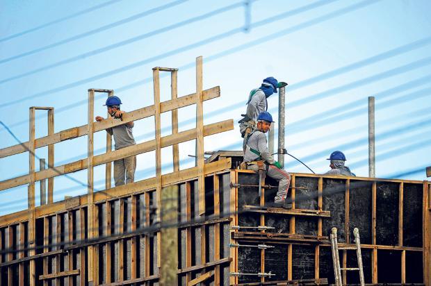 Nova medida de crédito deve impulsionar a construção civil na Serra Marcelo Casagrande / Agência RBS/Agência RBS