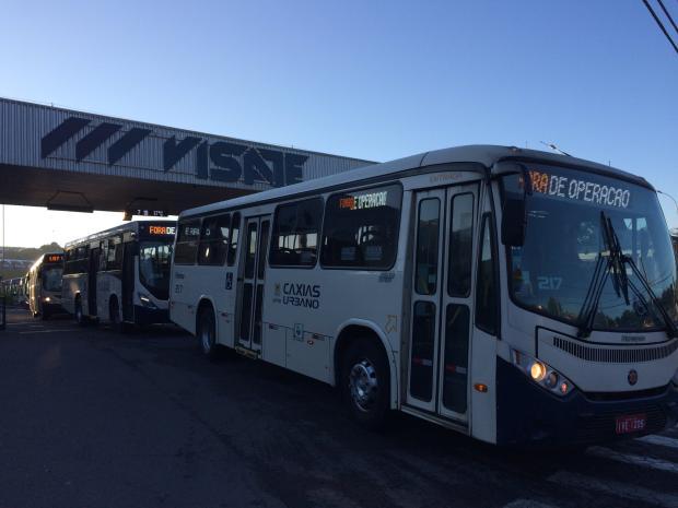 Técnicos da prefeitura vão analisar proposta de R$ 3,70 pela passagem de ônibus em Caxias André Fiedler/Gaúcha Serra