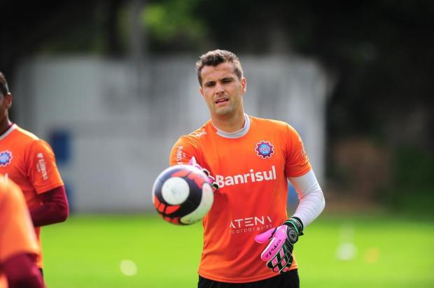Marcelo Pitol projeta equilíbrio no clássico de domingo e pede para o Caxias esquecer confusão Porthus Junior/Agencia RBS