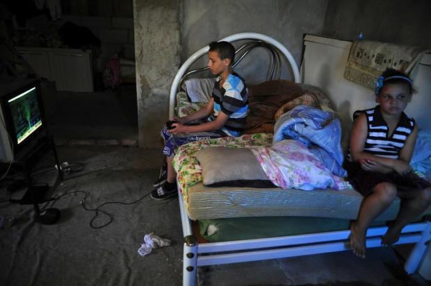 1.181 crianças estão fora das salas de aula em Caxias do Sul Marcelo Casagrande/Agencia RBS