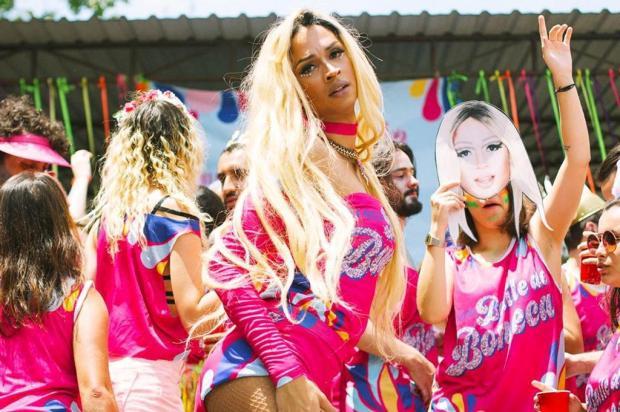 3por4: Lia Clark vai se apresentar em Caxias Divulgação/Divulgação