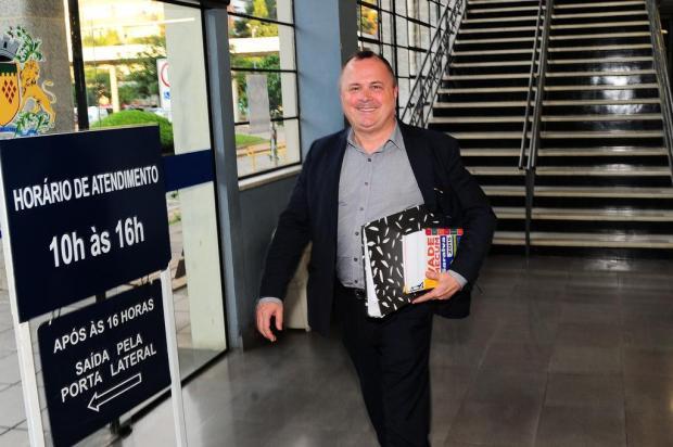 Vice-prefeito retorna à prefeitura de Caxias do Sul nesta quinta-feira Porthus Junior/Agencia RBS