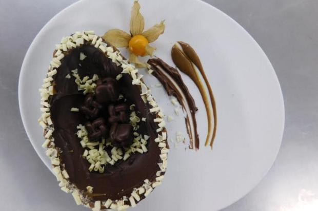 Faça ovo trufado de café e nutella Senac/Divulgação