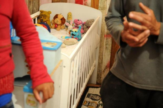 Ocorrências policiais e investigações marcam caso de bebê retirado de família pobre em São Francisco de Paula Diogo Sallaberry/Agencia RBS