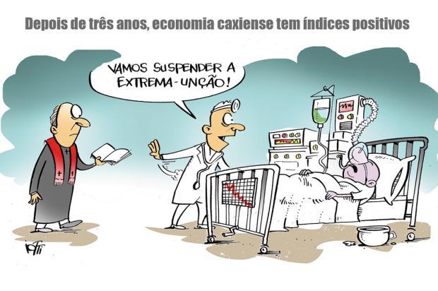 Iotti: economia caxiense tem índices positivos Iotti/