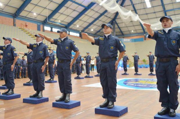 Município de Caxias não vai chamar novos guardas municipais neste ano ÍCARO DE CAMPOS/Divulgação