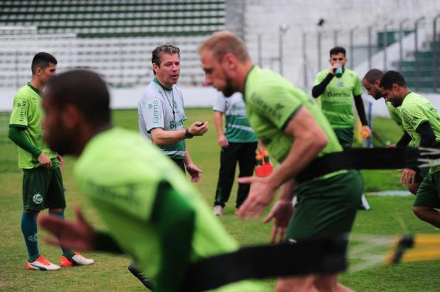 Preparação física do Juventude tenta corrigir o rumo após equívocos na pré-temporada Porthus Junior/Agencia RBS