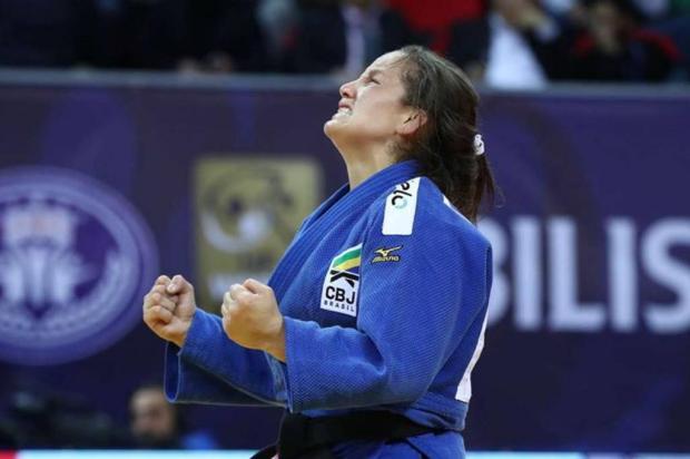 Com presença de atleta olímpica, Recreio da Juventude recebe competição de judô no final de semana Gabriela Sabau/Federação Internacional de Judô