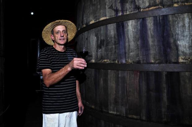 Safra da uva em Caxias do Sul merece ser comemorada Marcelo Casagrande/Agencia RBS
