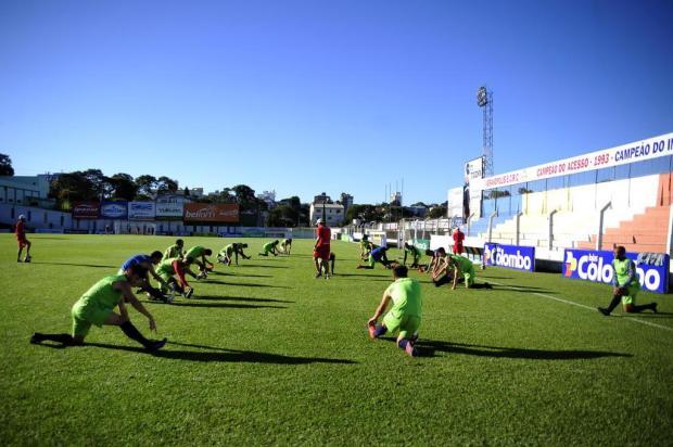 Veranópolis se espelha na primeira fase para surpreender o Grêmio Marcelo Casagrande/Agencia RBS