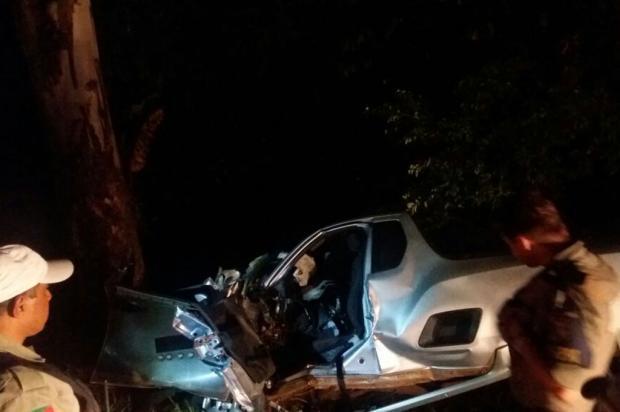 Motorista morre após acidente na RS-122, em Bom Princípio Bombeiros de Bom Princípio / Divulgação/Divulgação